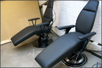 Grin 'N' Bare It - Tattoo Chairs